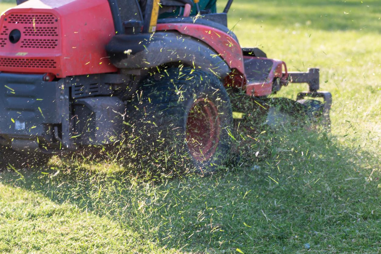 Lawn Mower Service