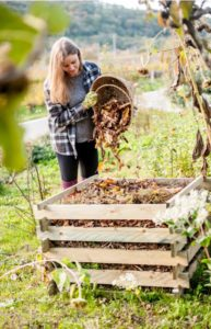 Fall Compost